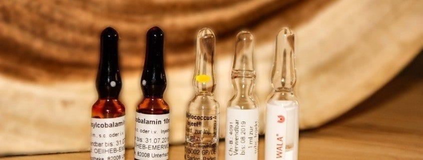 Ampullen zur therapie bei Leaky Gut Syndrom