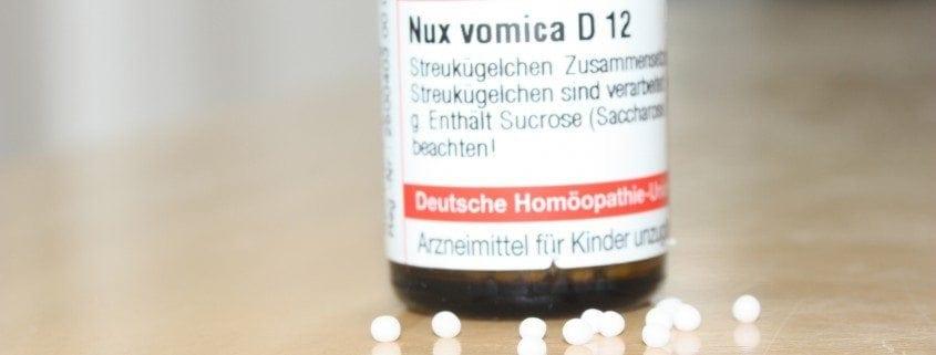 nux vomica bei verdauungsproblemen