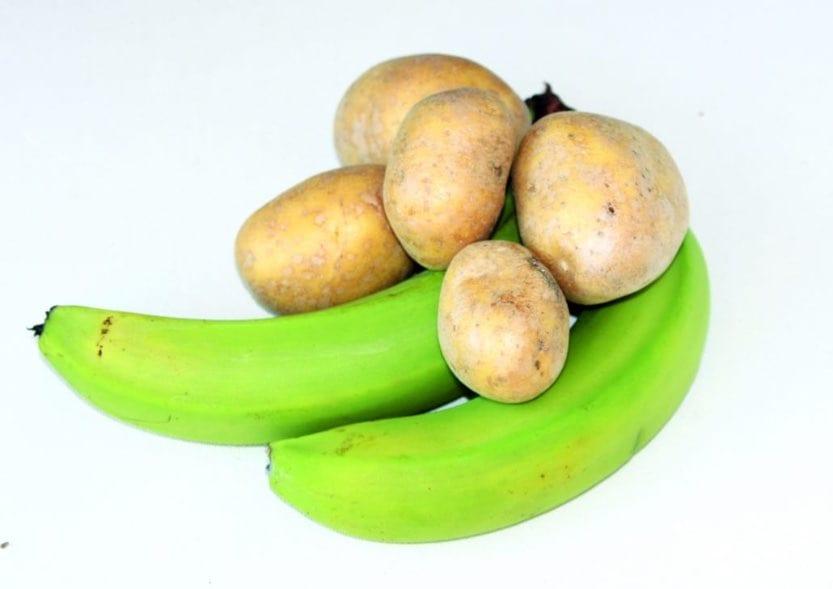 Banana - Kartoffeln